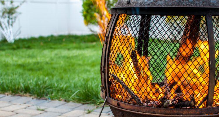 vuurkorf maken