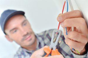 Gereedschap van een Elektricien