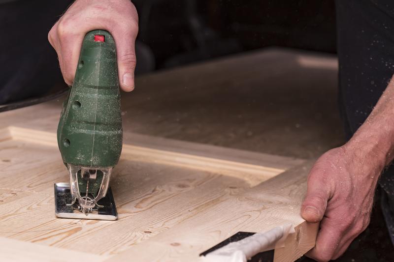 tools voor een interieurbouwer