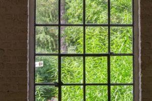 glas met staal in je huis