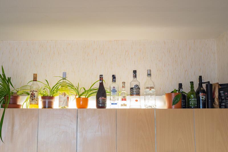 maak je eigen bar in huis