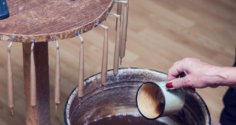 kaarsen maken