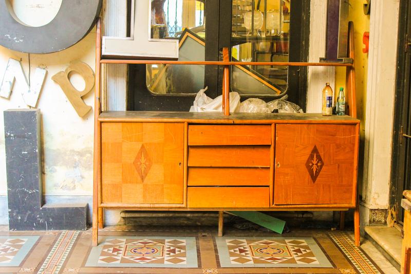 meubels-vintage-look