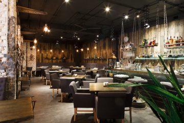restaurant inrichten